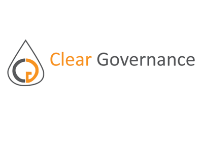Logo Design: Clear Governance